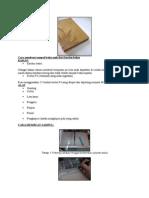 Cara membuat sampul buku unik dari kardus bekas.doc