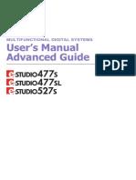 Manual avanzado de e-477