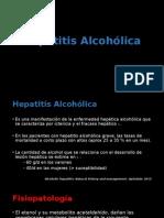 Hepatitis Alcohólica