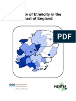 1. Review of Ethnicity in the East of England (1)