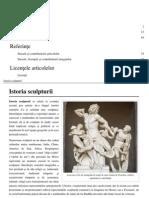 Istoria sculpturii