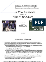 "A ""Plan B"" for Brunswick"
