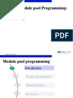 Module Pool