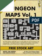 8195562 Dungeon Maps Vol 1