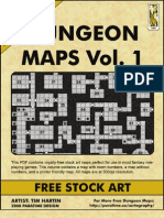8195562 Dungeon Maps Vol 1