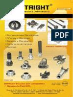 Catalogo Componentes Cardanicos FRT