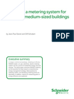 Designing a Metering System for Small Medium Size Buildings
