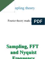 2011. 1002. B. Sampling Fourier