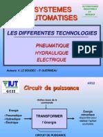 5-Différentes Technologies Pro