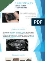 Procesos Industriales - Extraccion Del Carbon