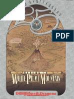 Return to White Plume Mountain Lvl 7-10