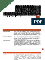 Estructura Orgánica de La OMT