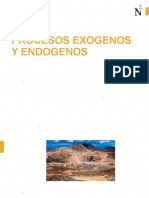 Procesos Exogenos y Endogenos