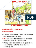 Cristiandad Humanismo Renacimiento Racionalismo Mio