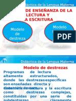 Modelo de La Enseñanza de La Lectura