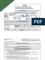 Secuencia Didáctica 3 Cálculo 2014