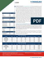 Moneysukh Market insight report 25/3/2010