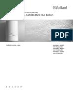 Installazione Turboblock Plus Balkon 2007 313176