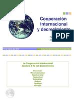 Cooperacion Internacional y Decrecimiento (F. Marcellesi de Deshazkundea)