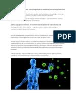 Científicos Descubren Como Regenerar Tu Sistema Inmunológico Entero en 72 Horas