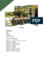 Manual de Convivencia CER EL TOPACIO y Sedes