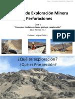 Explo y Perfo Clase 01 20120416