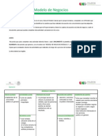 Modelo de Negocios Modulo 2