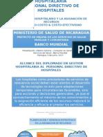 GERENCIA HOSPITALARIA BENEFICIOCOSTO COSTO EFECTIVIDAD