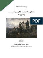 Marsk Stig Og Mordet På Erik Klipping