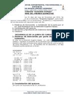 Acta General de Aprovacion de Examenes