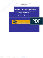 Monagas Oswaldo - Mapas Conceptuales Como Herramienta Didactica