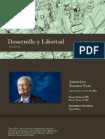 Desarrollo y Libertad