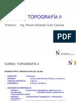 Clase Topografía II 001