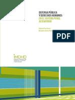 Defensa Público y Derechos Humanos en el Sistema Penal Acusatorio - IMDHD