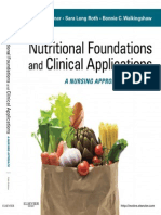 Nutritional Foundations and Clinical Applications A Nursing Approach
