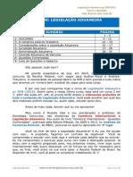 PARTE 01 Legislação Aduaneira