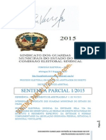 Sentença 1.2015. Arbitragem 08 11 2015 Assinada de Forma Digital