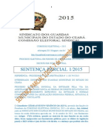 Sentença 1.2015. Arbitragem 08 11 2015