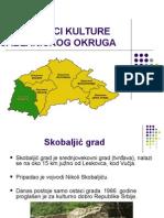 Dragana Milosavljević, Snežan Mladenović - Spomenici KultureJablaničkog Okruga