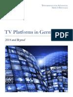 TIME 2013 TV-platforms