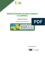 Premios Del Medio Ambiente