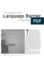 winsor bridging the language barrier