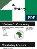 nigeria teach for a day