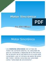 Motores Sincronicos