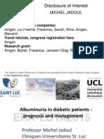 Albuminuria in Diabetic Patients