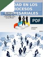 Calidad en Los Procesos Empresariales (1)