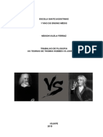 As Teorias de John Locke vs Thomas Hobbes