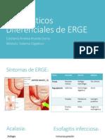 Diagnósticos Diferenciales de ERGE