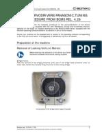 BCMS- Servodrivers Panasonic- Tuning Procedure From BCMS R
