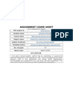 Strategic Operations Issues Assignment 2015